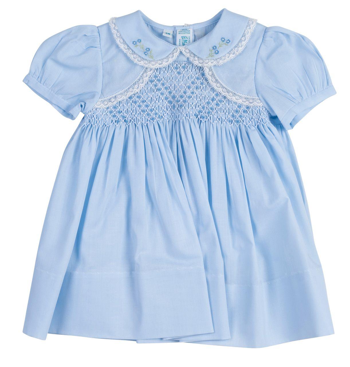 Photo of Smocked Bolero Dress