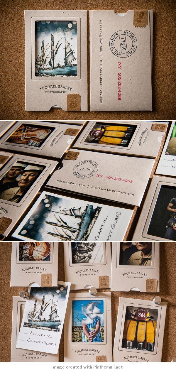 Michael Barley Photography Self Promotion Business Cards Graphic Design Business Card Photography Business Cards Business Cards Photography