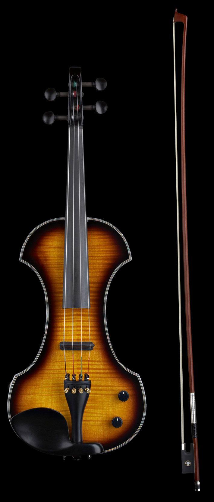 Fender Electric Violin  5/21/2012