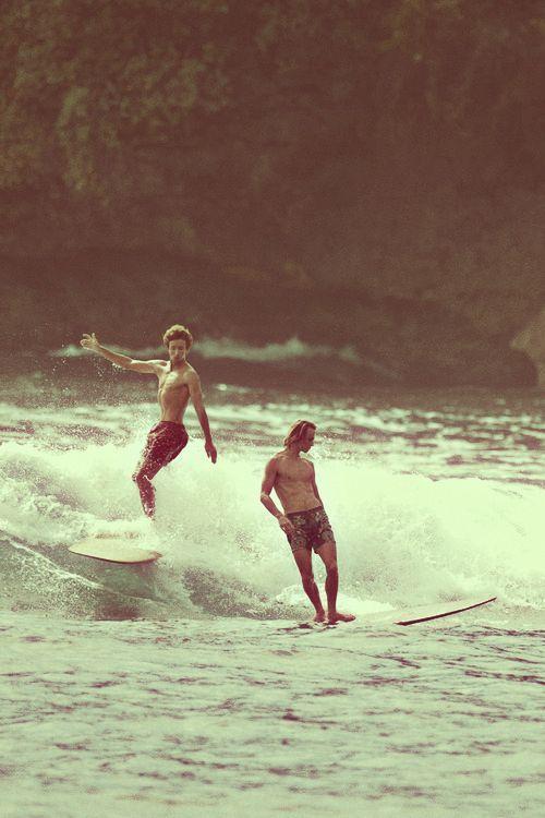 Surf's up #dareyourself