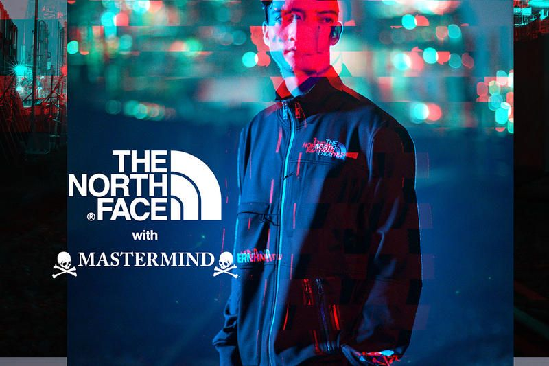 A Complete Look at mastermind WORLD x The North Face Urban