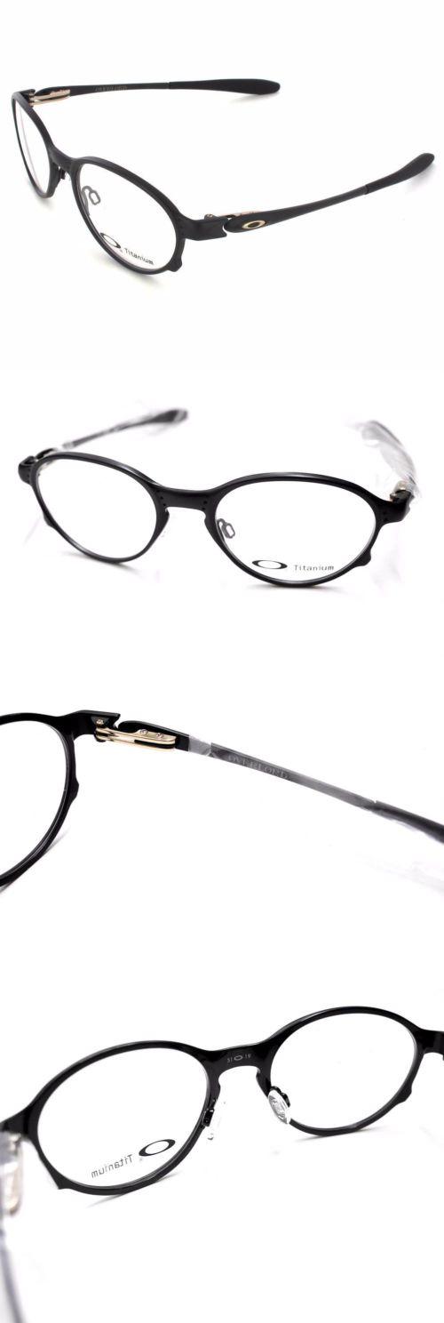 91b5030ffe Fashion Eyewear Clear Glasses 179240  New Oakley Ox5067-0251 Overlord  Titanium Prescription Frame Black 51Mm -  BUY IT NOW ONLY   99 on eBay!