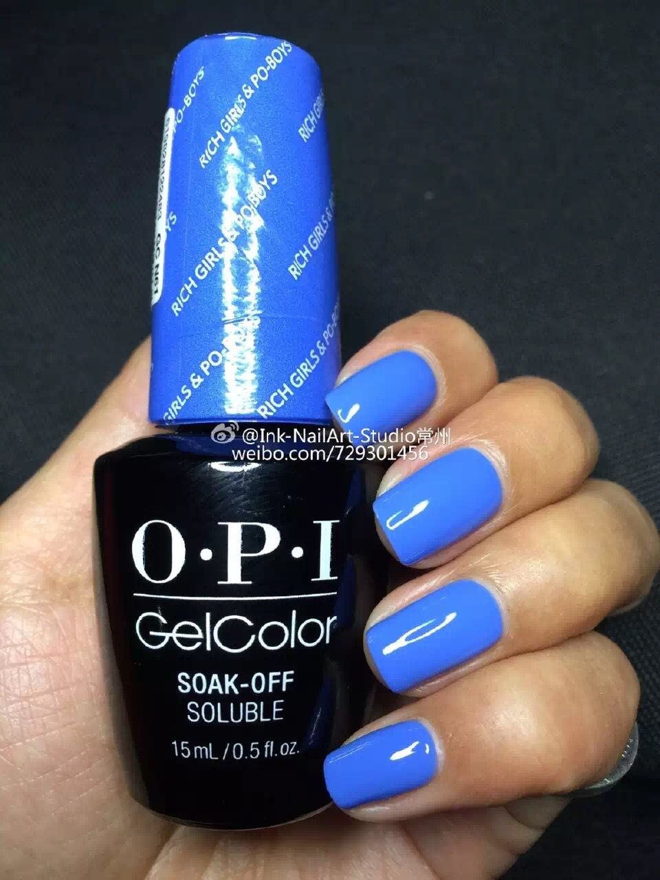 OPI New Orleans | OPI Gelcolor | Pinterest | OPI, Opi gel colors and ...