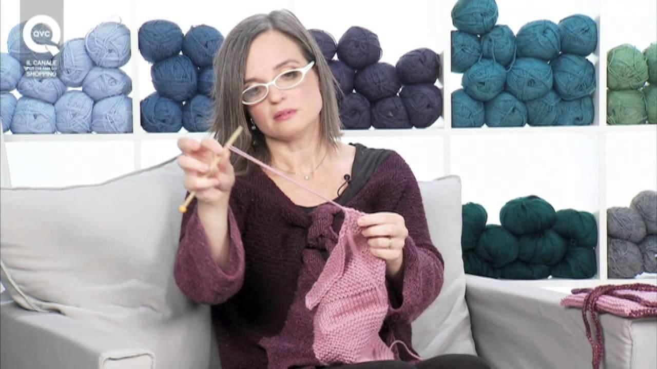 Realizzare un porta agenda a maglia/3 Presenta Emma Fassio