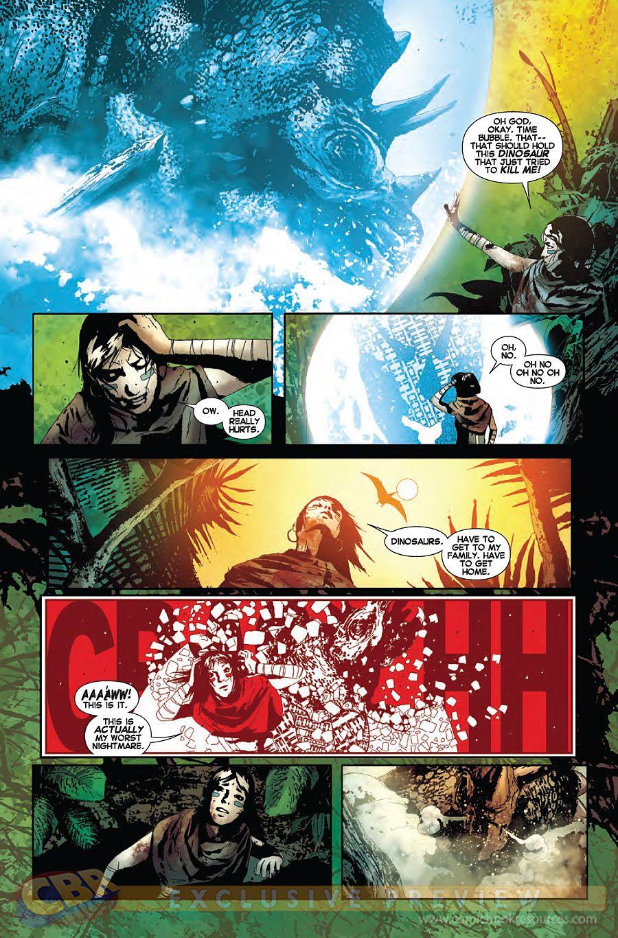 Preview All New X Men Annual 1 All Comic Com X Men Brian Michael Bendis Digital Comic