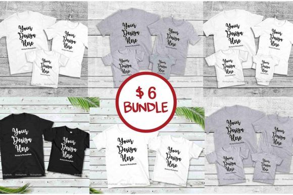 Download Pin By Skuy Living T Shirt Design On Mockups Family Tshirts Tshirt Mockup Mommy And Me