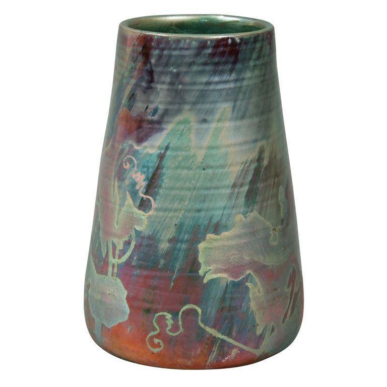 Art Nouveau Vase by Clement Massier  France