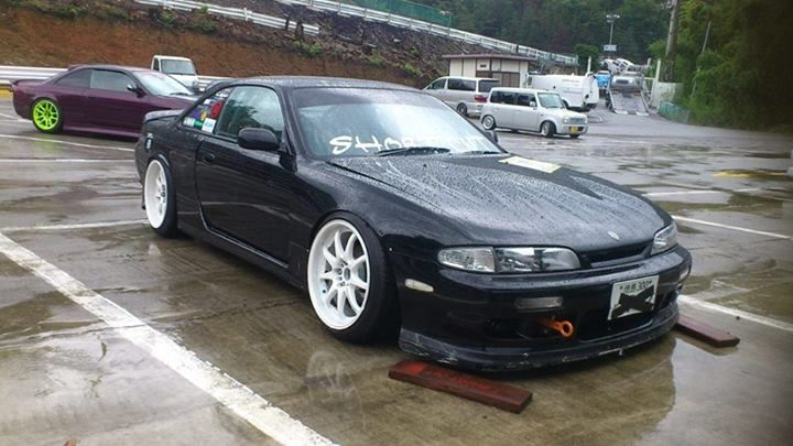 Pin On Silvia S13 S14 S15 Zenki Kouki S Chassis