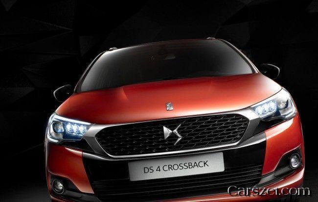 2018 2019 citroen ds 4 crossback officially presented cars 2018 rh in pinterest com