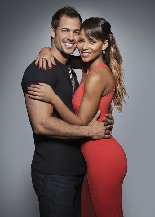 William Levy and Denise Vasi!!! OMG loved them on Single Ladies... i think they will get back together!!