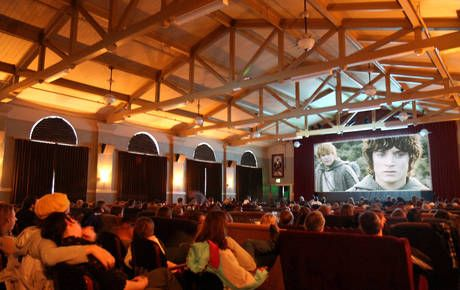 Lovely Worldu0027s Coolest Movie Theaters : The Kennedy School : Portland, OR