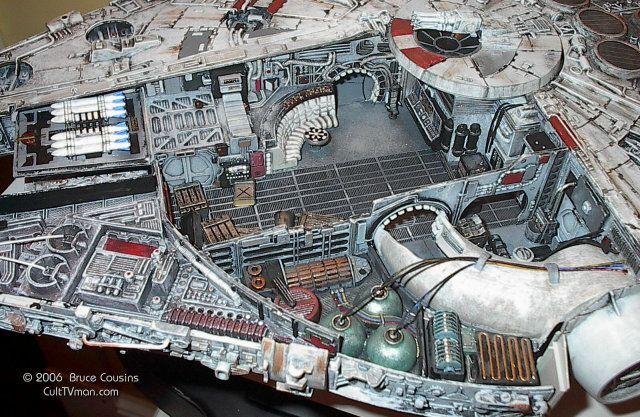 Millennium Falcon Interior Layout Www Indiepedia Org