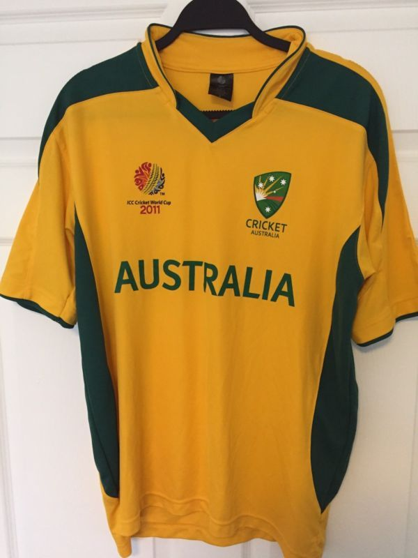 Australian Cricket Team Uniform