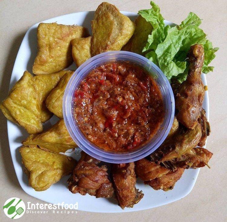 Resep Sambal Lamongan Super Mudah In 2021 Recipes Sambal Super Easy