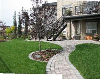 Calgary Garden Designs Gallery