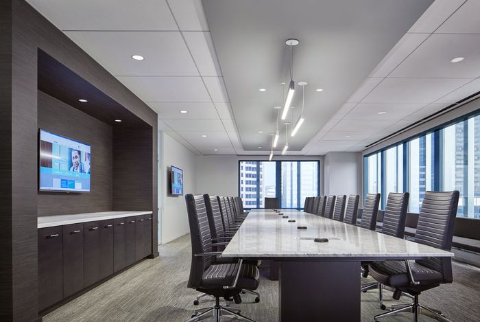 Office Tour Lockton Offices Chicago Corporate Office Design Chicago Interior Design Office Design