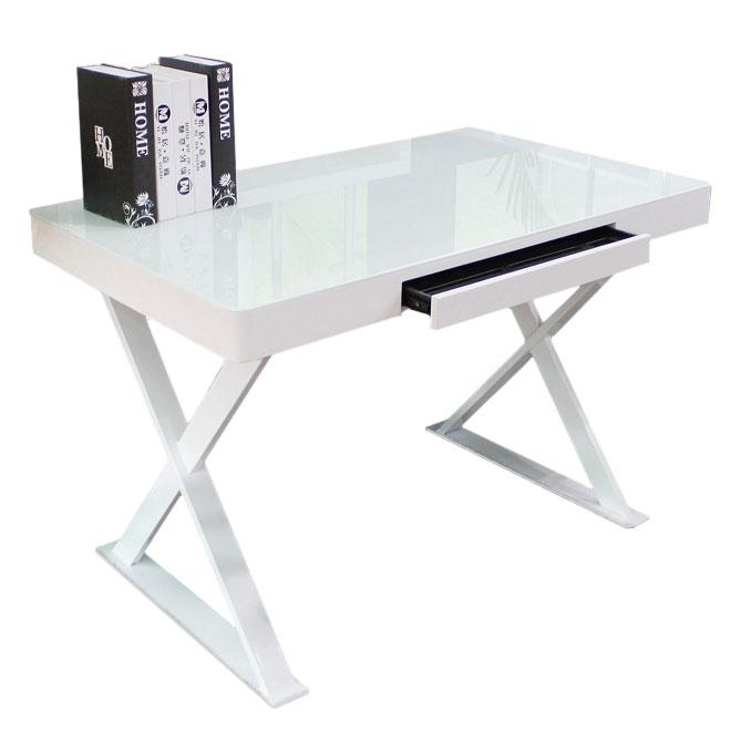 Modern Desks Anders Desk In 2020 Modern Desk Desk Modern White Desk