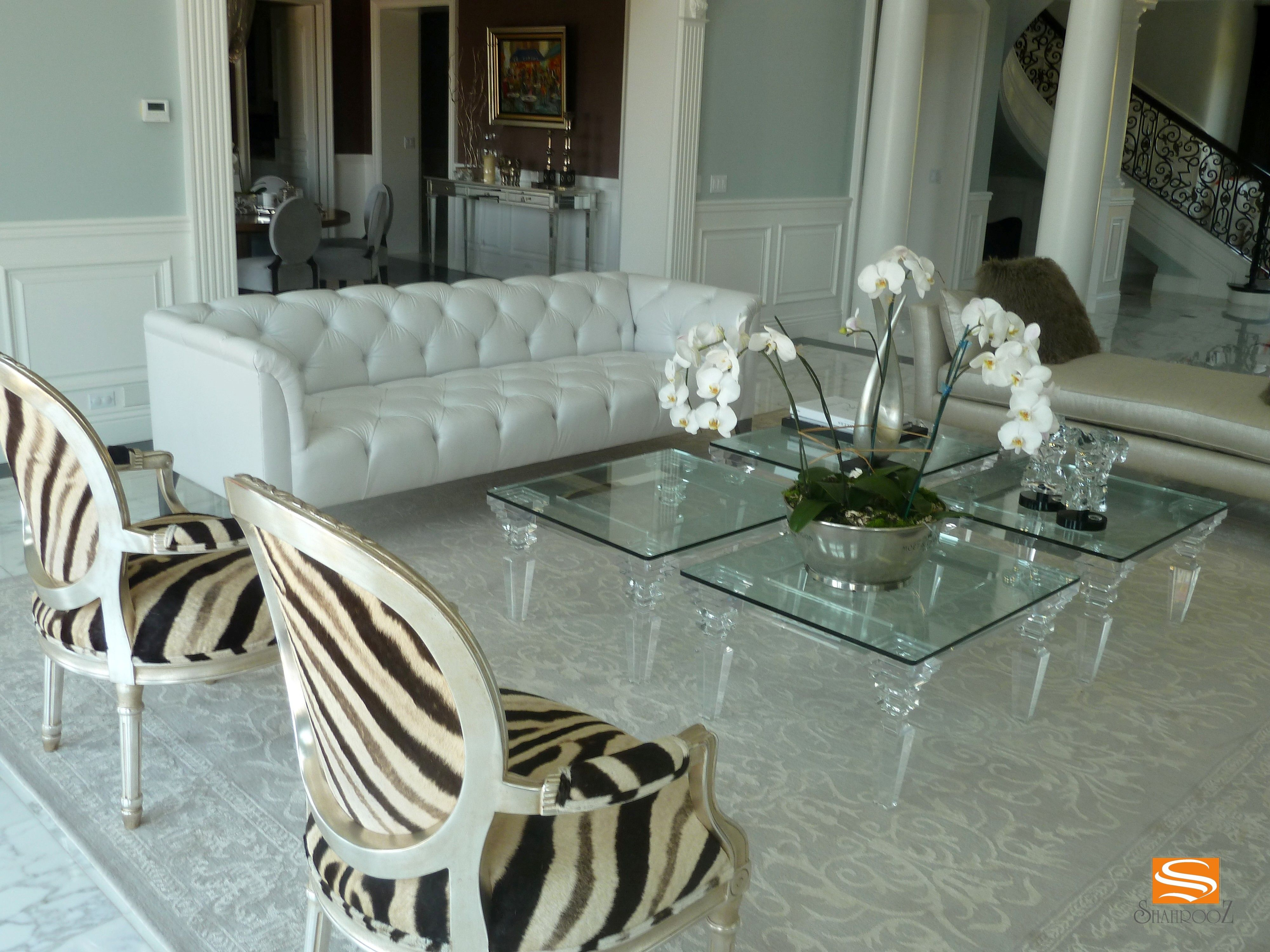 Attractive Acrylic Fantasia Cocktail Tables Designed By Shahrooz, U0026 Interior Design By  Shelley Star California Www