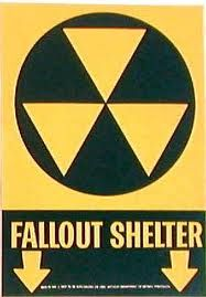 Fallout Shelter Nostalgia >> Fallout Shelter Sign Nostalgia 1950 S And 1960 S Sweet Memories