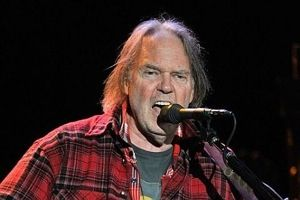 Neil Young Wins Grammy Recognition