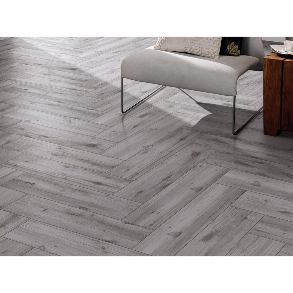 Mansfield Ash Wood Plank Porcelain Tile Floor Decor Ash Wood Wood Planks Wood Look Tile
