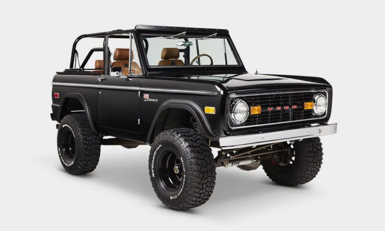 Classic Ford Broncos Aspen Ford Bronco Classic Ford Broncos Ford Trucks