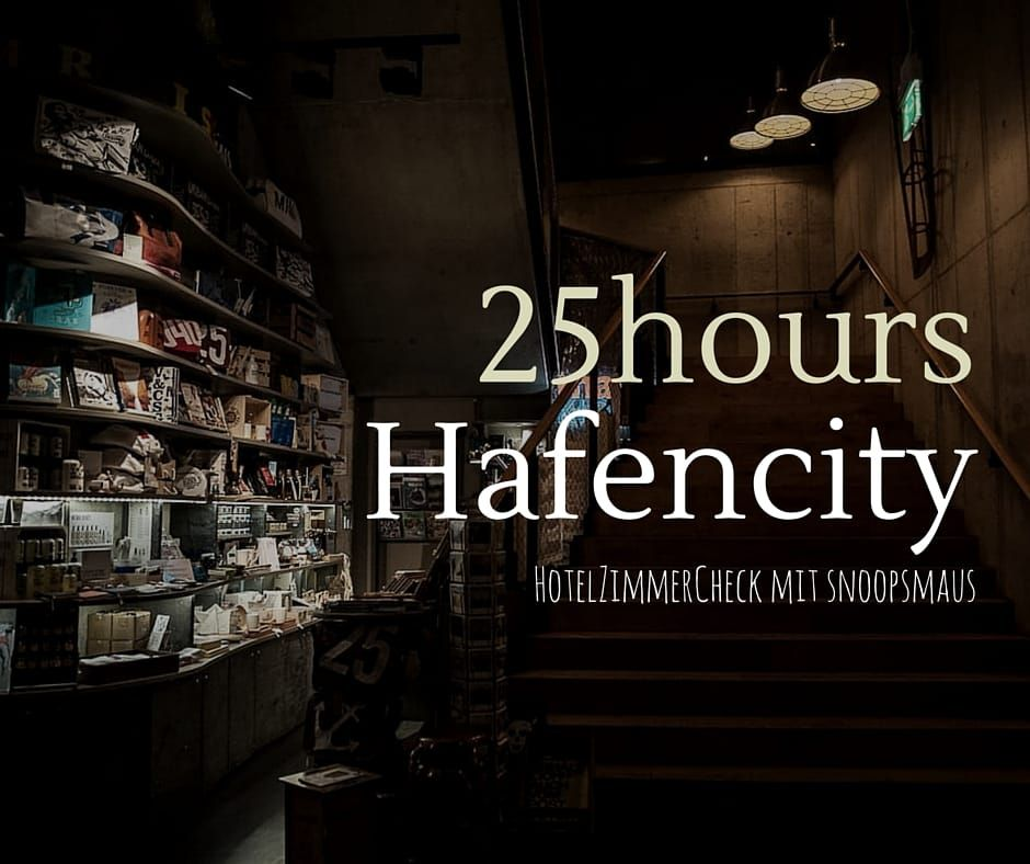 25hours Hafencity