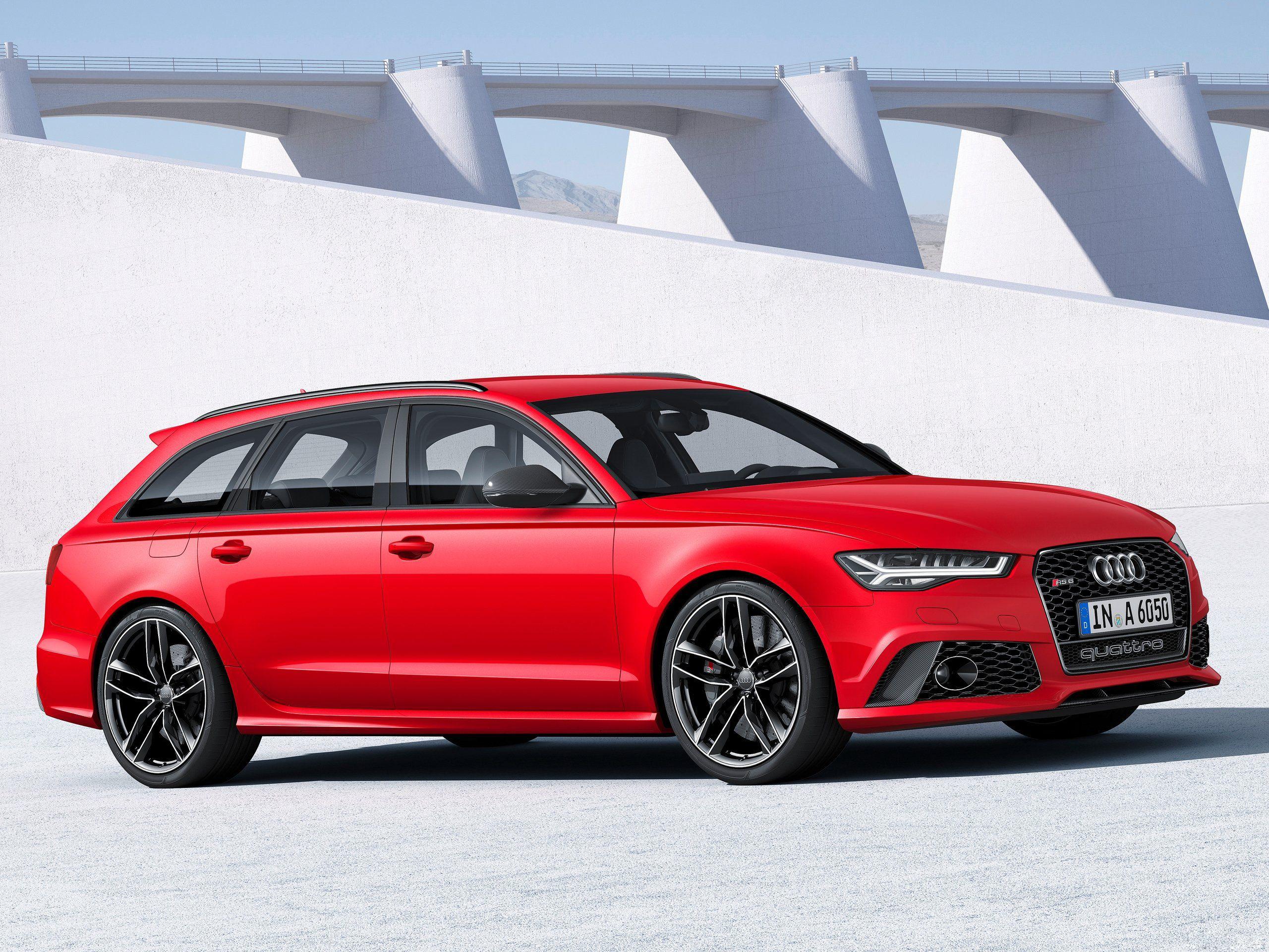 Audi rs6 avant 2015 wallpaper