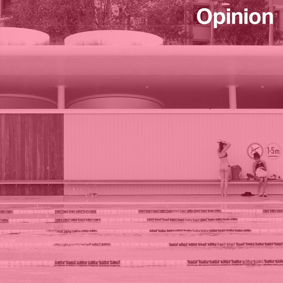 """""""Australia's swimming pools exemplify the balancing act of architecture"""""""