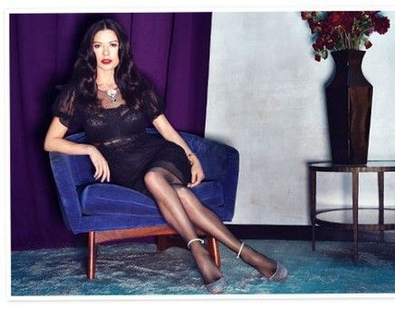Catherine zeta jones pantyhose