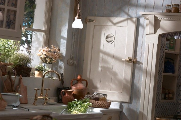 Old England by Marchi Cucine, l\'autentica cucina inglese | Kitchens ...