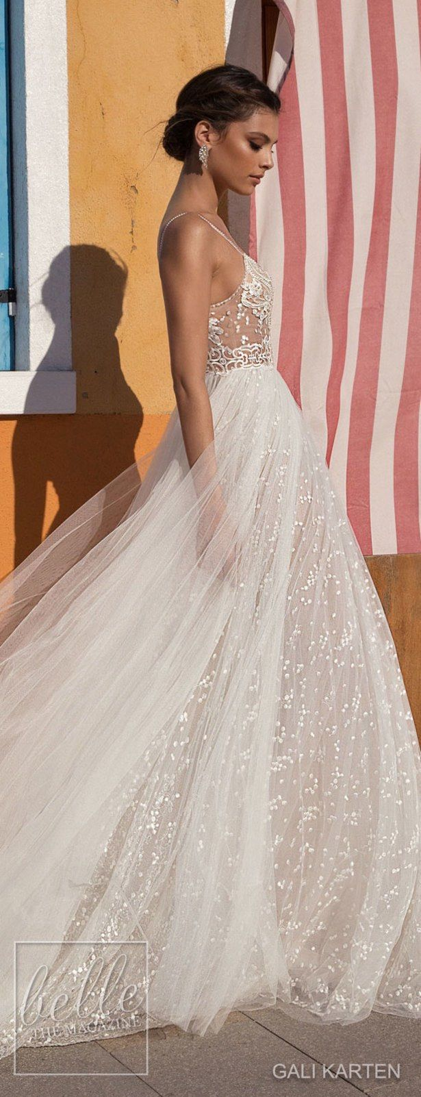 Fun and Funky Wedding Dresses