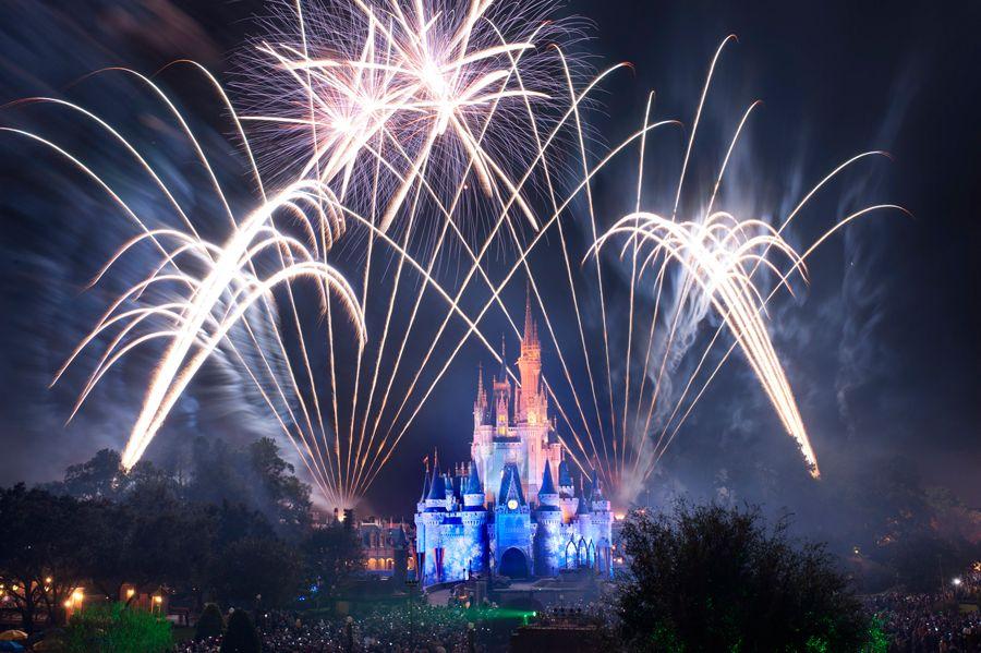 Spend New Year's Eve in Orlando Disney world resorts