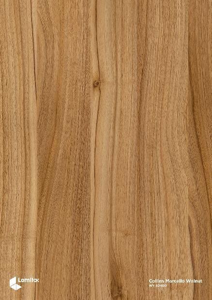 Kt Anak Collins Marcello Walnut Wood Wood Texture