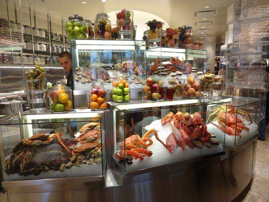 Bacchanal buffet viva las vegas 음식 생선