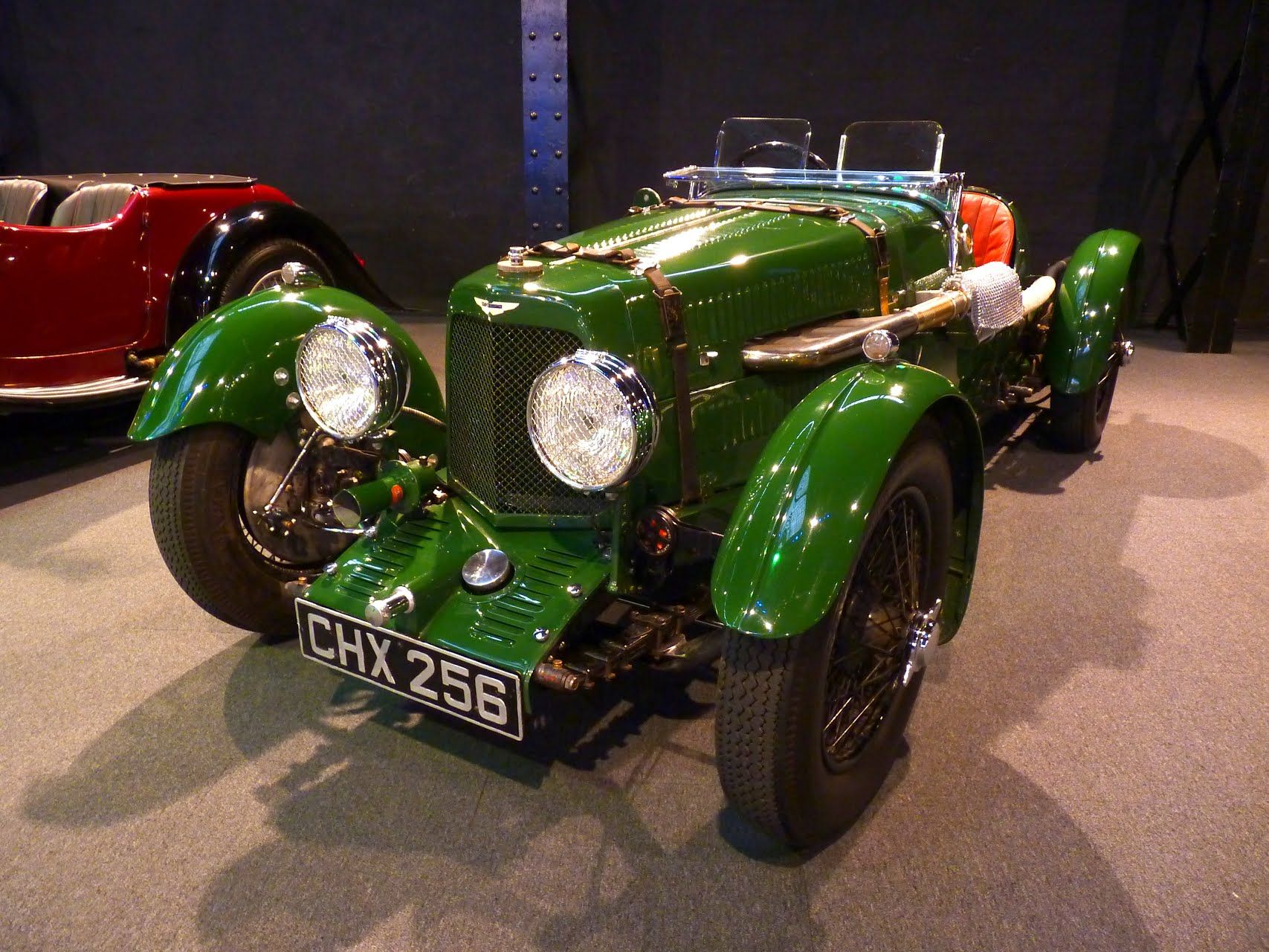 Aston Martin Ulster 1935 Maintenance/restoration of old/vintage ...
