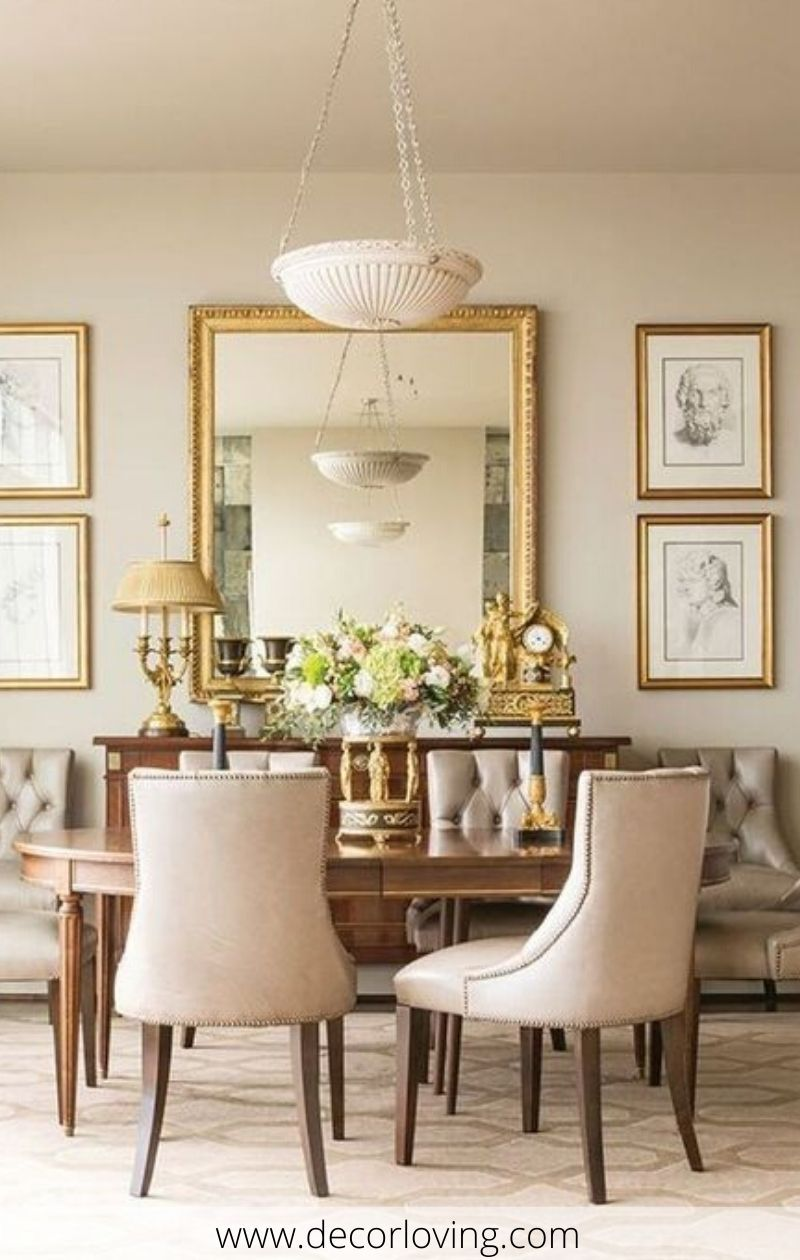 Bohemian Dining Room Wall Decorating Ideas To Make Your Dining Room Cool Dining Room Wall Decor Modern Dining Room Classic Dining Room