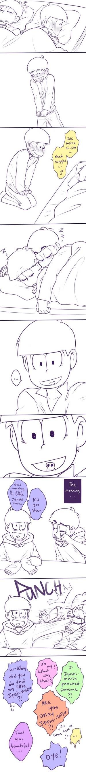 Jealous Jyushimatsu by Kyovan on DeviantArt