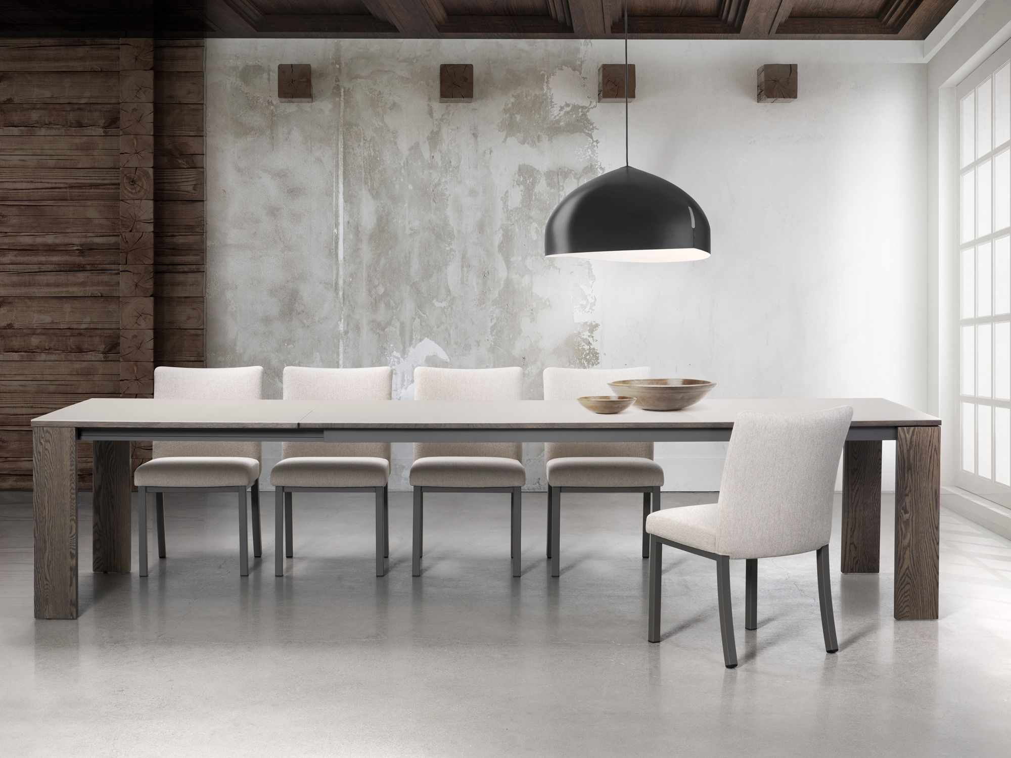 Trica empire dining table extension homedecor interiordesign contemporaryfurniture homedesign