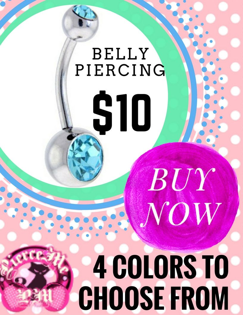 Body piercing areas  Belly Piercing with Luxury Belly Ring  LOVE PM  BUY NOW