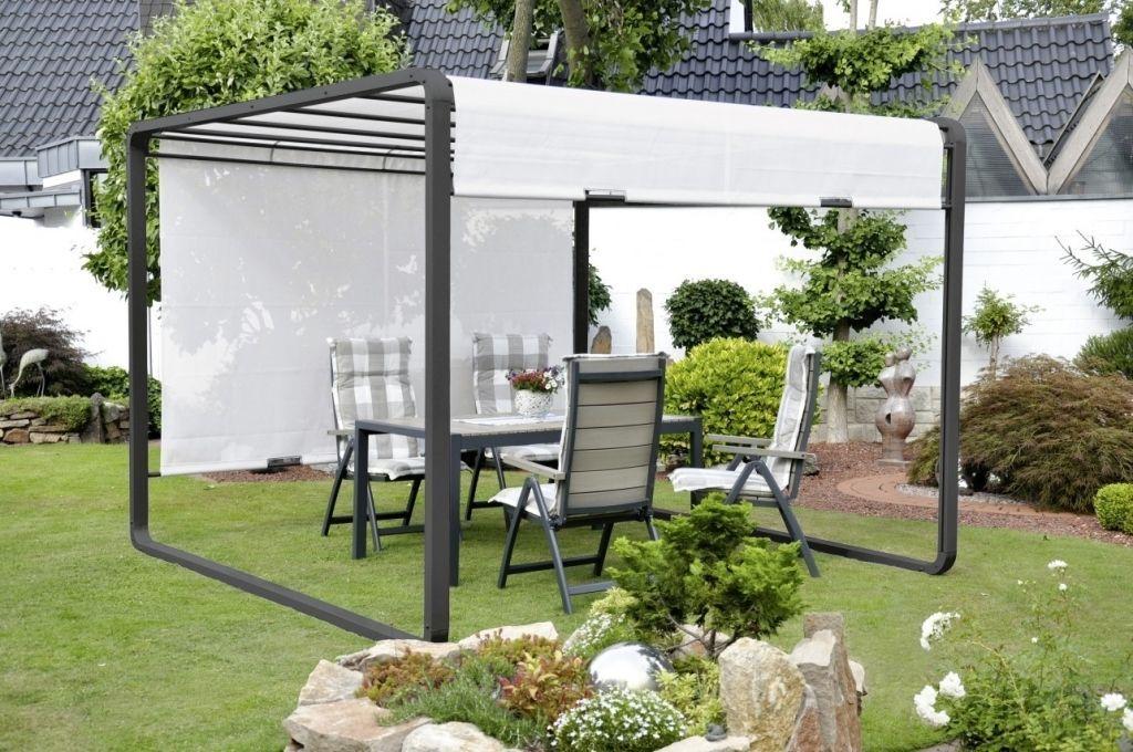 Design Luxus Garten Pavillon Aus Holz Selber Bauen Ideen_Designe - gartenpavillon selber bauen