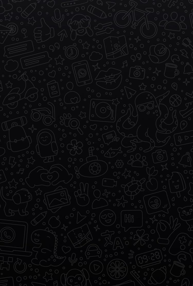 I Anledning Af Whatsapps Mork Mode Dark Phone Wallpapers Chat Wallpaper Whatsapp Iphone Wallpaper Pattern