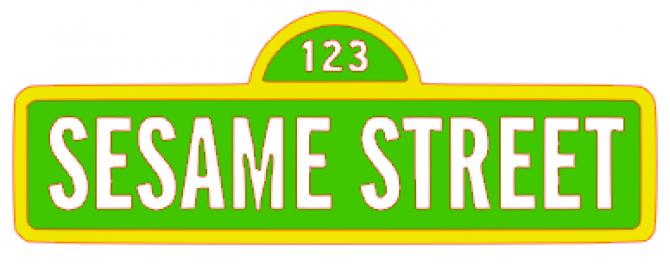 Sesame Street Sign For Silhouette Sesame Street Signs Sesame