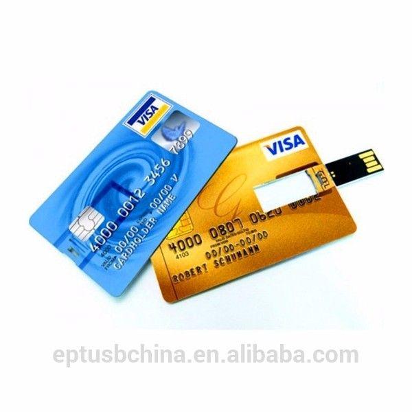 Credit card shape usb custom credit card usb flash drive 2gb credit card shape usb custom credit card usb flash drive 2gb plastic visit card reheart Gallery