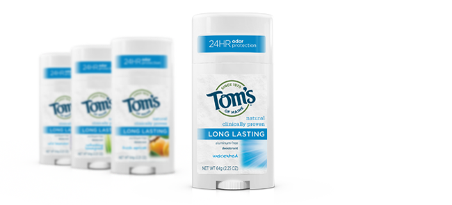 Going Aluminum Free Tom S Is The Best I M Tired Of Putting Harmful Chemicals Near My Biggest Lymph Nodes J Deodorant Organic Deodorant Cruelty Free Skin Care
