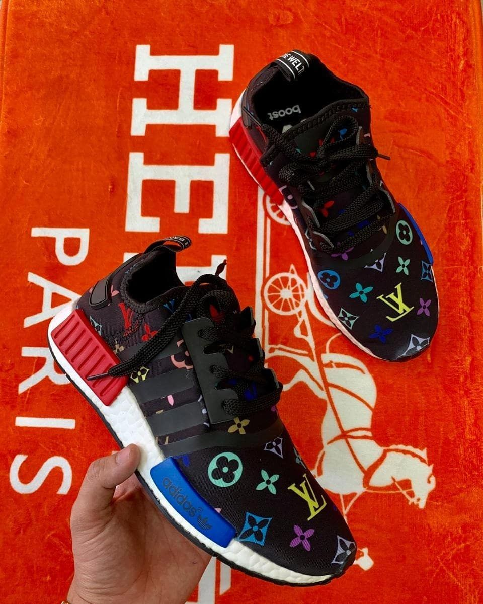 Adidas NMD x LV 7A All Sizes Available Best Quality Free