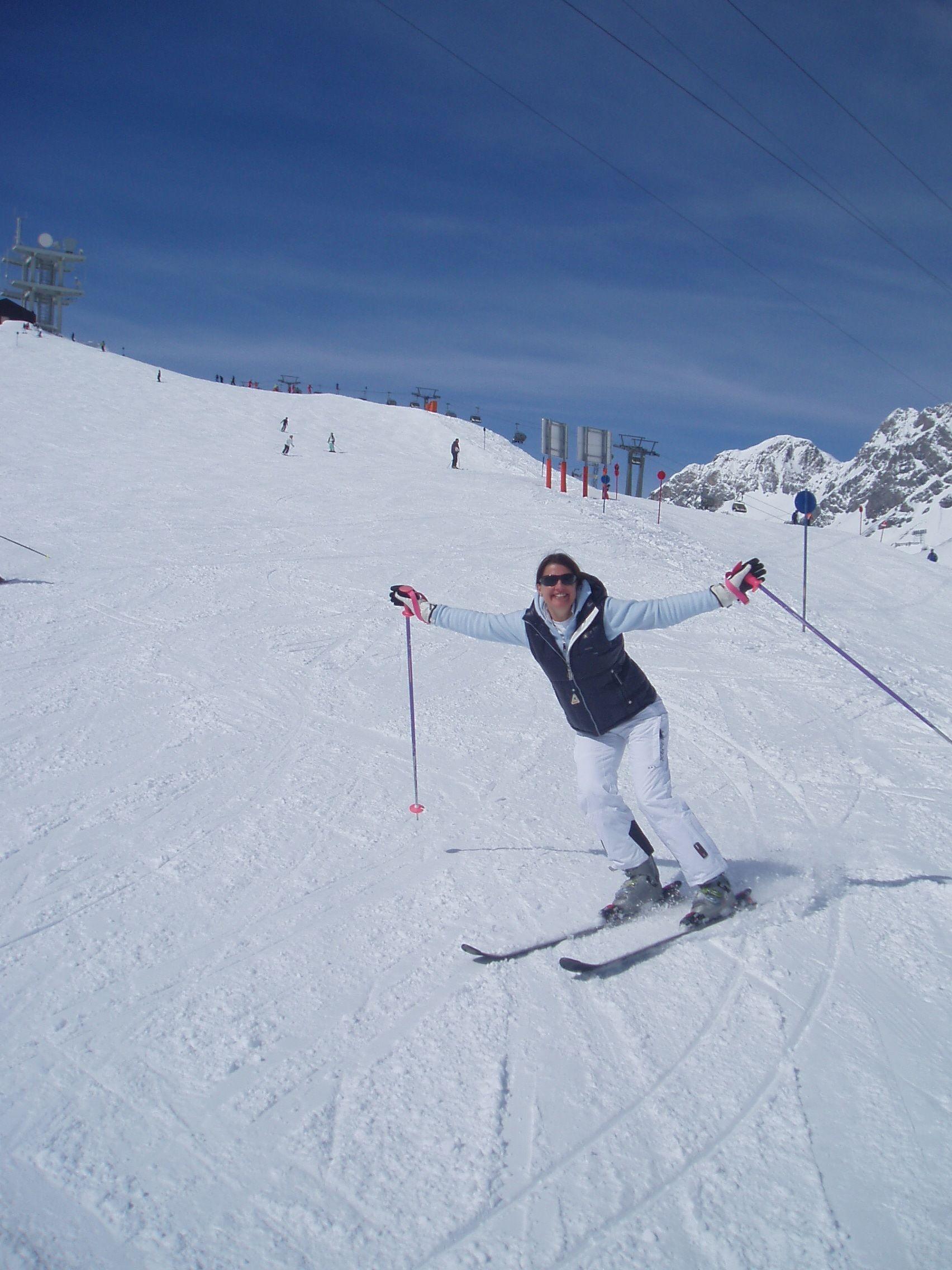 St Anton Austria Snow Skiing Skiing Lessons Tyrol
