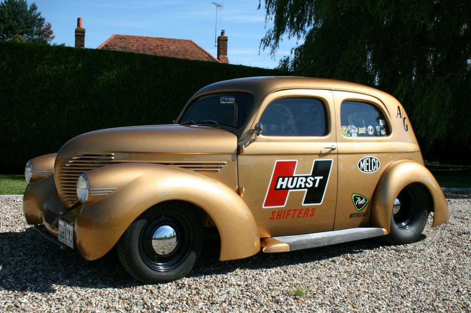 Willys Hot Rod V8 1937