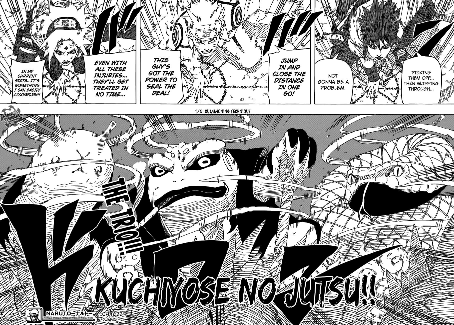 naruto anime jutsu list: Random Comic Pages Anime And More