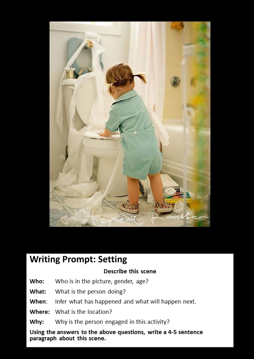 Writing Prompt: Setting   Writing Prompts   Pinterest ...